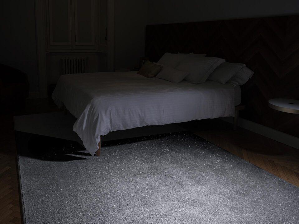 importanza della percezione sensoriale nella scelta di moquette e tappeti