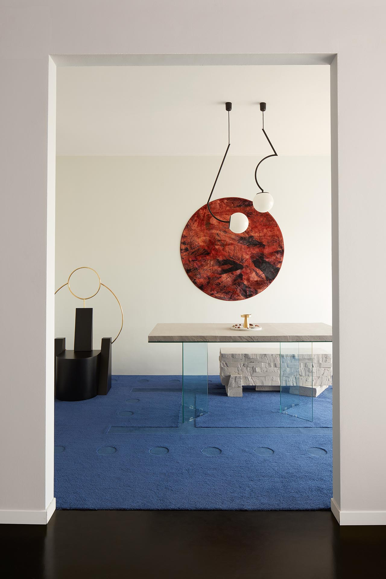 The Symbolic Room